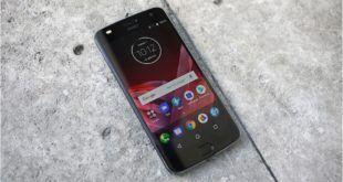 Обзор модульного смартфона Lenovo Moto Z2 Play