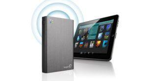Обзор беспроводного накопителя Seagate Wireless Plus