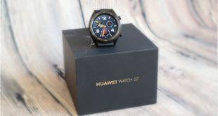 Обзор смарт-часов Huawei Watch GT