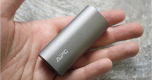 Обзор внешнего аккумулятора APC M3