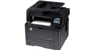 HP LaserJet Pro 400 MFP