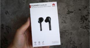 Обзор наушников Huawei FreeBuds
