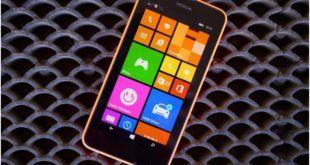 Обзор смартфона Nokia Lumia 630