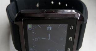 Обзор смарт-часов U Watch U8
