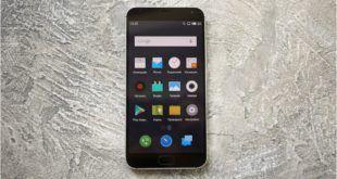 Обзор смартфона Meizu MX5